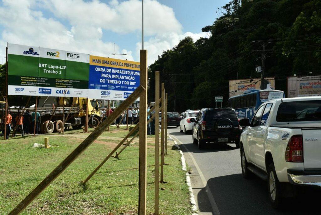 Photo of Avenida ACM terá limites de velocidade reduzidas para 40km/h