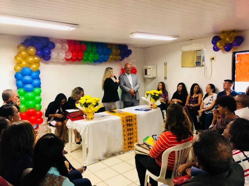 Photo of Renildo Barbosa tomou posse como novo Presidente do CMDCA de Salvador