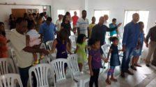Photo of Igreja Sara Santa Cruz comemora primeiro aniversário