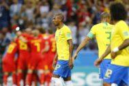 Photo of ELIMINAÇÃO; Com milagres de Courtois, Bélgica elimina a seleção brasileira