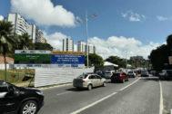 Photo of Obras do BRT provocam alterações em pontos de ônibus na ACM