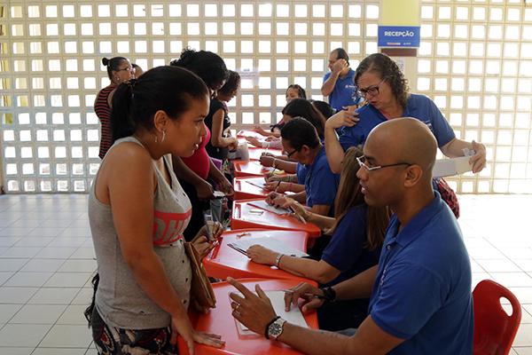 Photo of Prefeitura-Bairro Itinerante atende mais de 900 pessoas na Boca do Rio