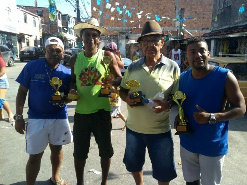 Photo of Torneio de Dominó em comemoração ao Dia dos Pais agita a comunidade da Santa Cruz e região