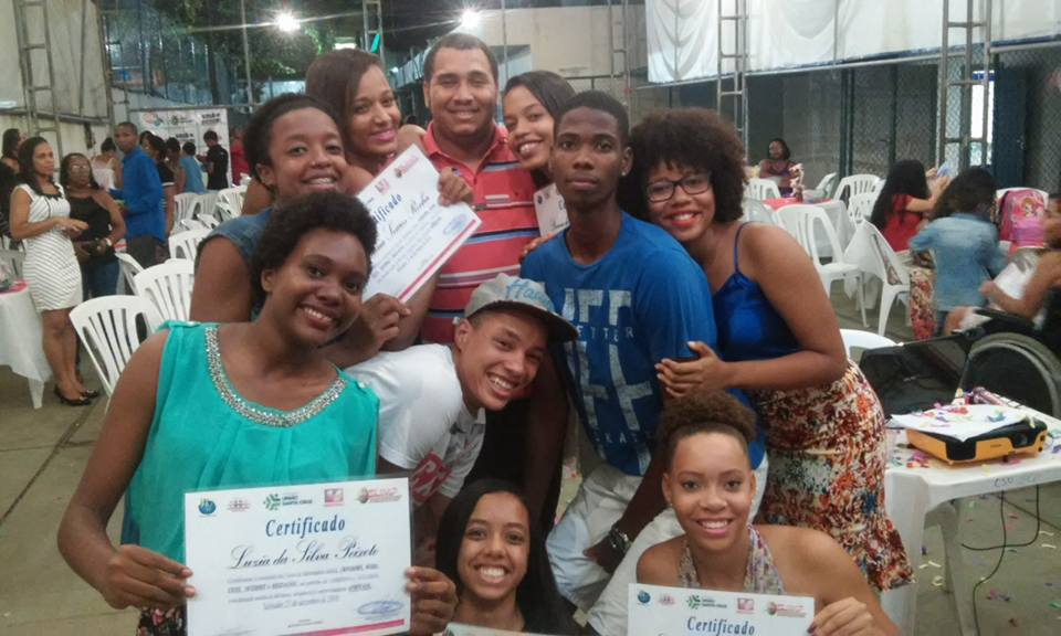Photo of União Santa Cruz promove solenidade de formatura de 150 alunos do Projeto Comunidade Digital