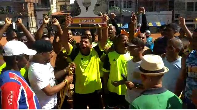Photo of Ypiranga vence o Grêmio e é campeão do Campeonato de Veteranos do Areal