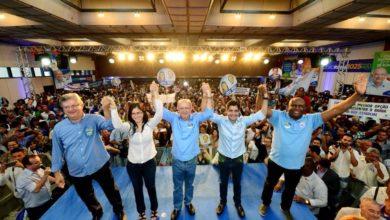 Photo of Em convenção, Zé Ronaldo apresenta o vice da chapa majoritária