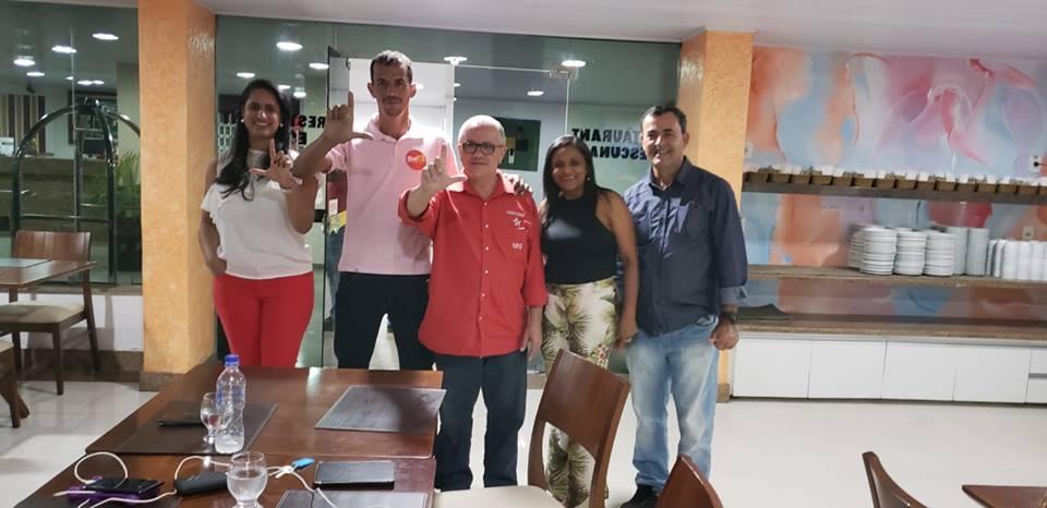 Photo of Eleições 2018: Lideranças de Lajedão fecham apoio ao deputado Josias Gomes