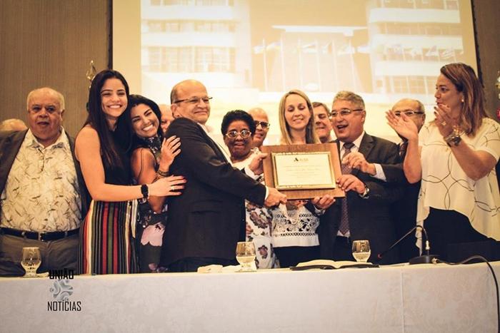 Photo of Diretor Airton da Conder recebe título de Cidadão Baiano na Assembleia Legislativa