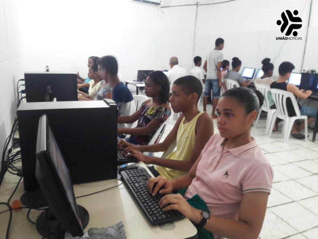 Photo of União Santa Cruz abre inscrições para novas turmas do curso de informática básica