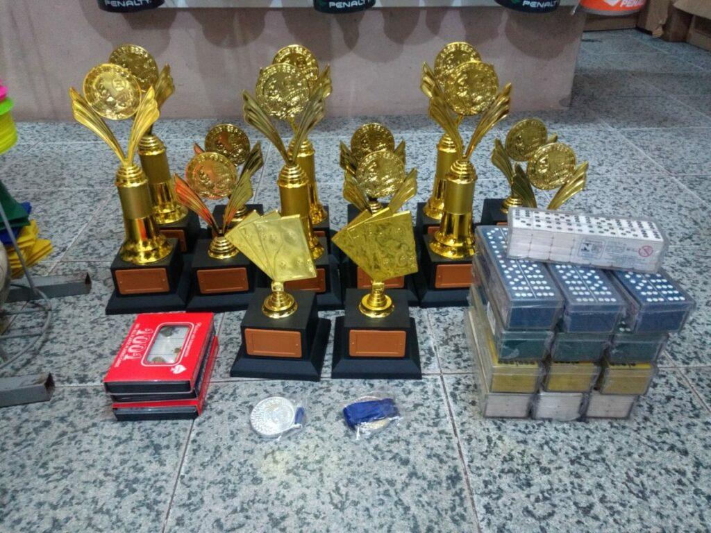 Photo of União Santa Cruz realiza torneio de dominó em comemoração ao Dia dos Pais