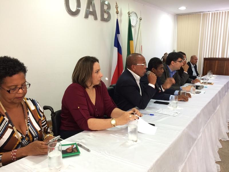 Photo of Moradores do Nordeste de Amaralina e autoridades debatem segurança em Audiência Pública