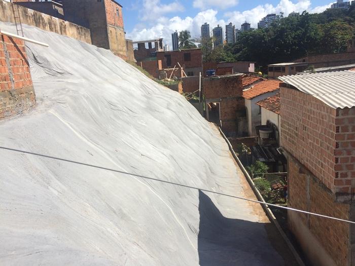 Photo of Santa Cruz recebe Geomanta da Prefeitura para evitar deslizamentos de terra