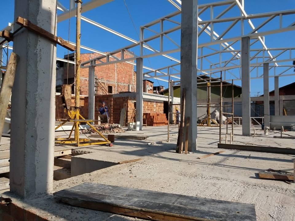 Photo of Mercado do Jardim Cruzeiro será entregue ainda este ano