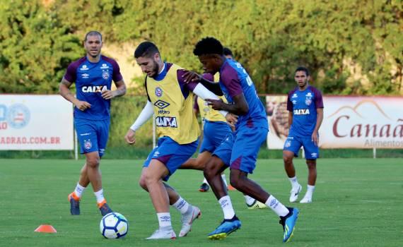 Photo of Elenco do Bahia inicia trabalhos para enfrentar o Palmeiras