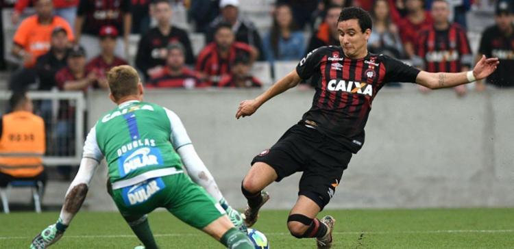 Photo of Bahia é dominado pelo Atlético-PR e perde na Arena da Baixada