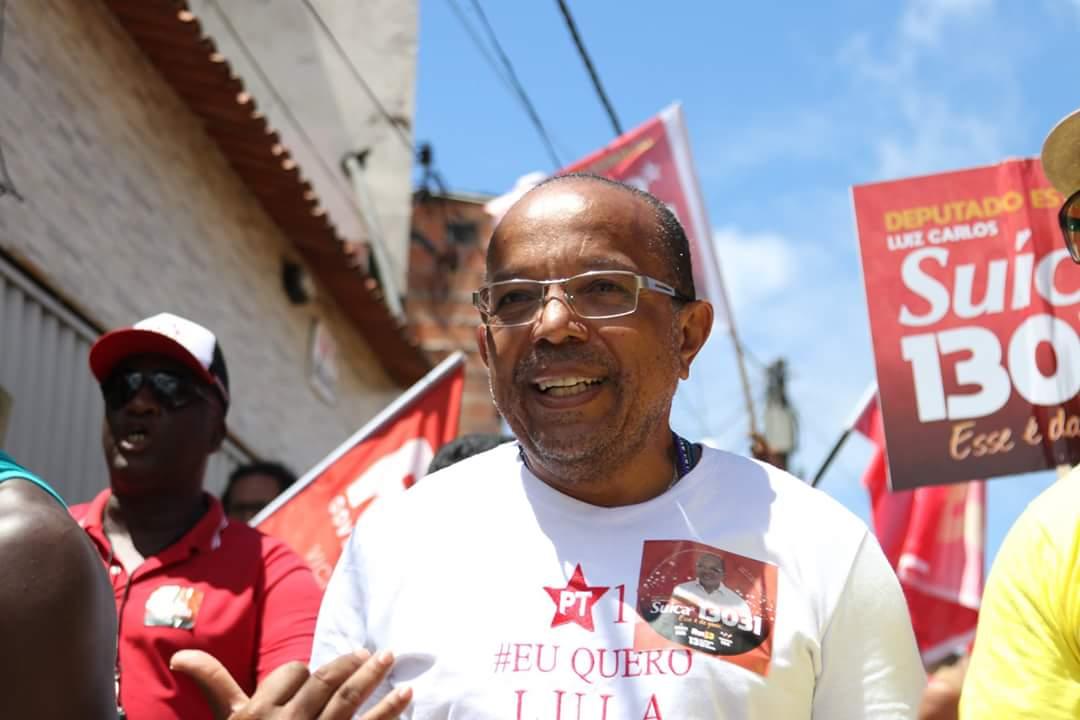 Photo of Suíca participa de caminhada no Subúrbio Ferroviário de Salvador