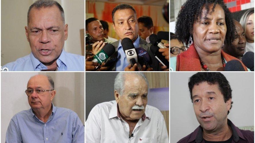Photo of Confira a agenda de campanha dos candidatos ao Governo do Estado nesta sexta (7)