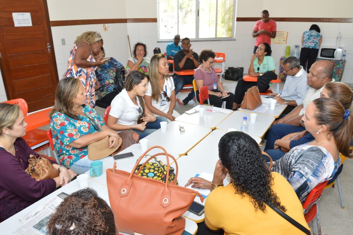 Photo of Ação de órgãos de proteção combate trabalho infantil e problemas estruturais em Ilha de Maré