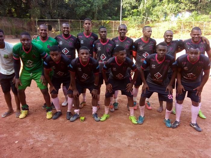 Photo of Quartas de Finais de muitos gols na Copa Evangélica do Nordeste de Amaralina 2018