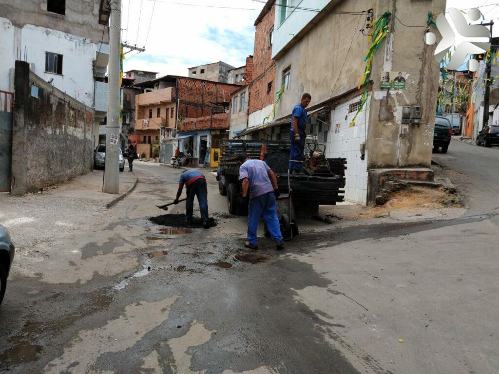 Photo of Após denúncia, Embasa soluciona vazamento de esgoto em Santa Cruz