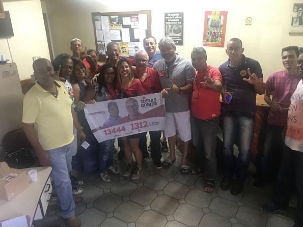 Photo of Eleições 2018: Lideranças políticas de Itabuna fecham apoio à candidatura de Josias Gomes