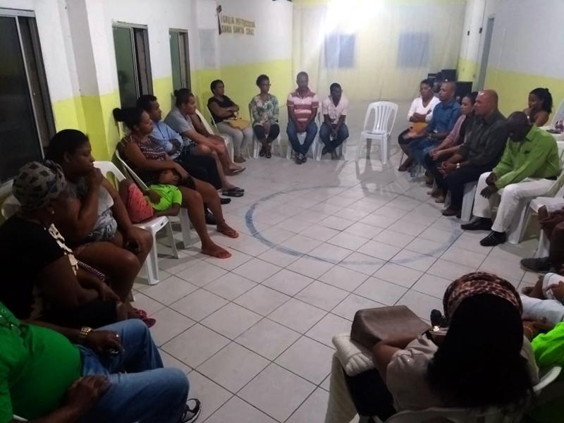 Photo of União Santa Cruz promove roda de conversa sobre as eleições 2018
