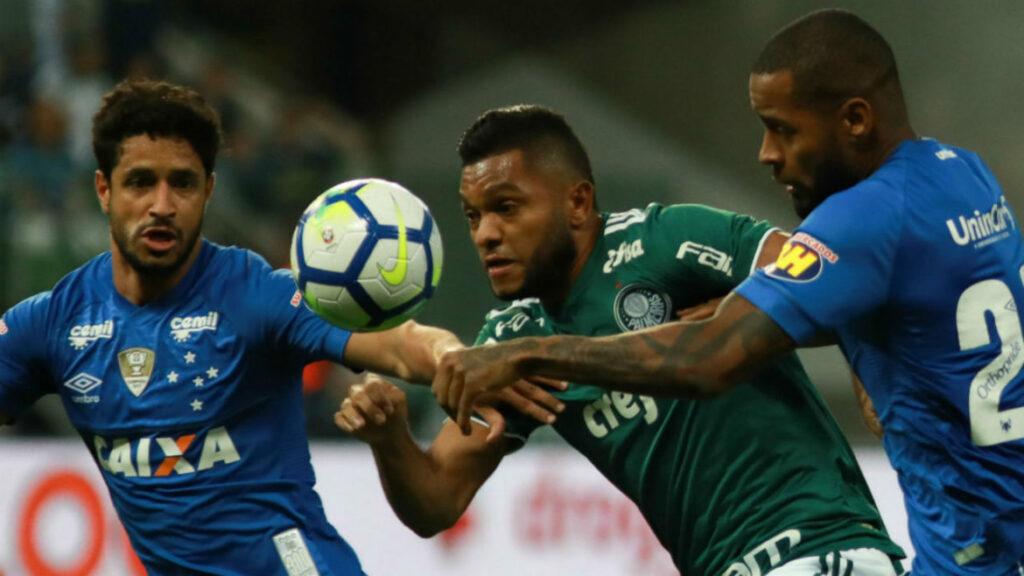 Photo of Cruzeiro empata com Palmeiras e avança na Copa do Brasil