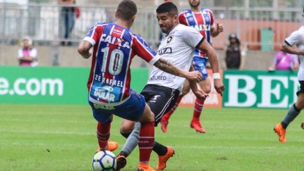 Photo of Contra o Botafogo, Bahia vai em busca da segunda vitória fora de casa