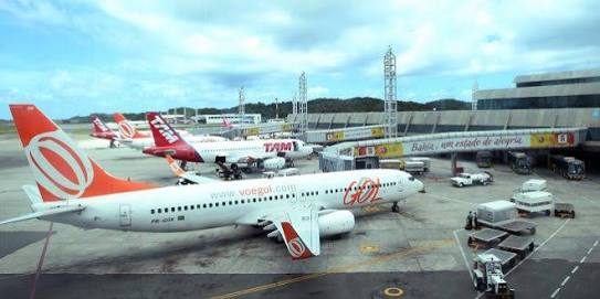 Photo of Companhia aérea recebe currículos para vaga de Agente de Vendas no Aeroporto de Salvador
