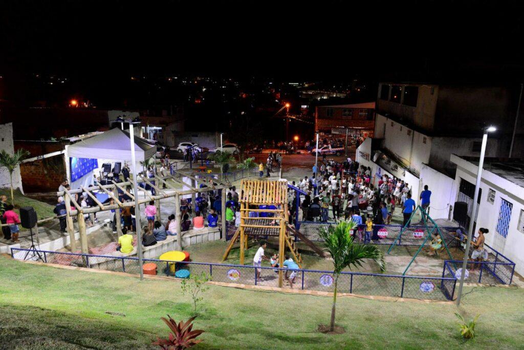 Photo of Praças de Salvador são opções de lazer para o Dia das Crianças