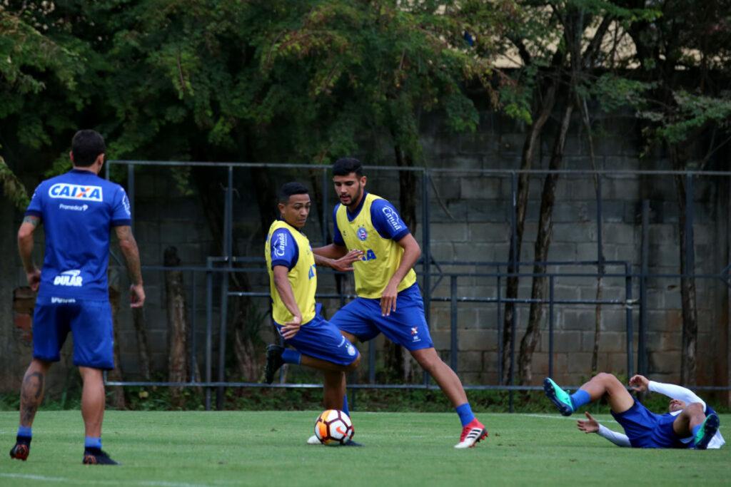 Photo of Bahia se reapresenta e inicia preparação para duelo com o Atlético-PR