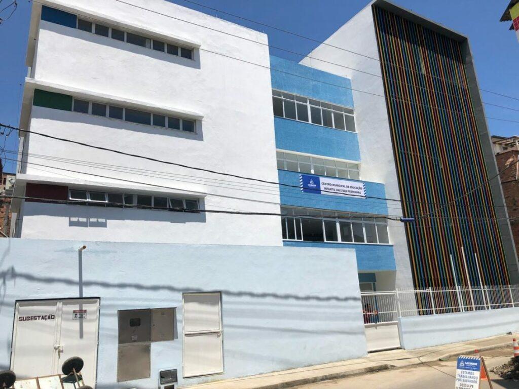 Photo of Prefeitura inaugura CMEI da Rua do Gás em Santa Cruz nesta sexta (26)