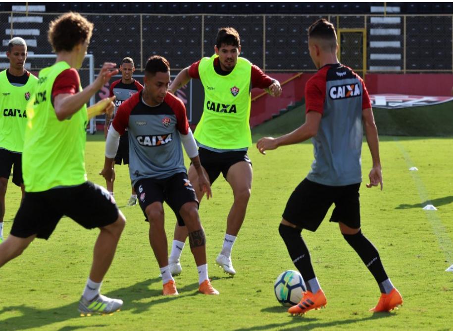 Photo of Vitória segue preparação para duelo com o São Paulo