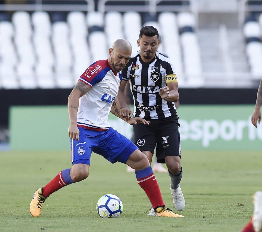 """Photo of Bahia vence o Botafogo fora de casa e fica """"de boa"""" no Brasileirão"""