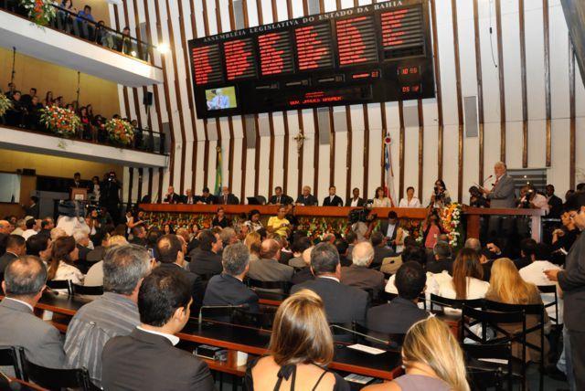 Photo of Disputa pela Presidência da Assembleia Legislativa da Bahia já tem pré candidatos