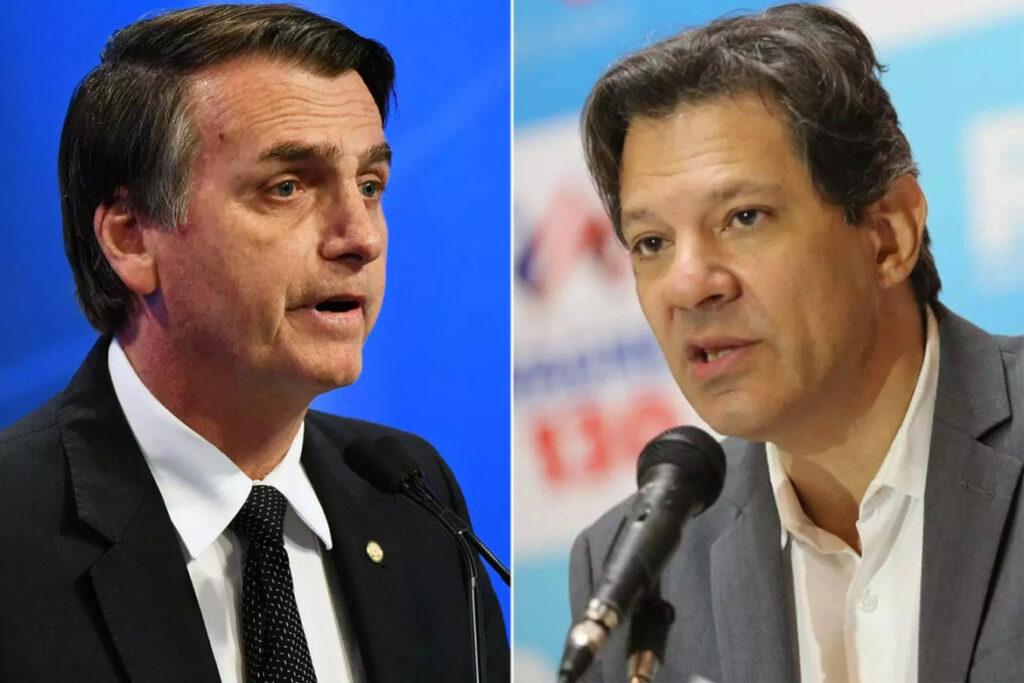 Photo of ELEIÇÕES2018: Ibope: Bolsonaro tem 57% dos votos válidos e Haddad, 43%