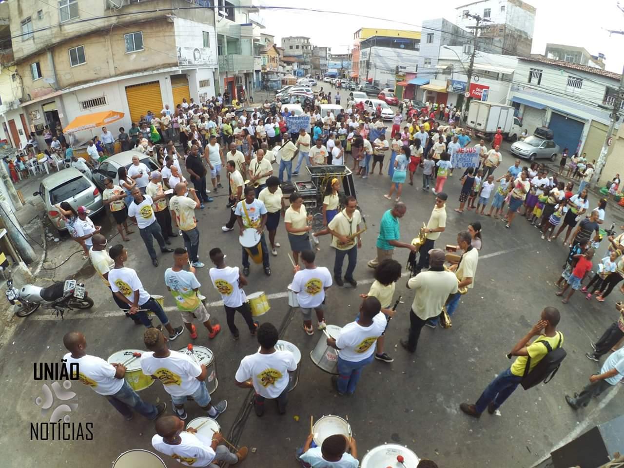 """Photo of Representantes de igrejas evangélicas promovem a segunda """"Caminhada Profetica"""" em Santa Cruz"""
