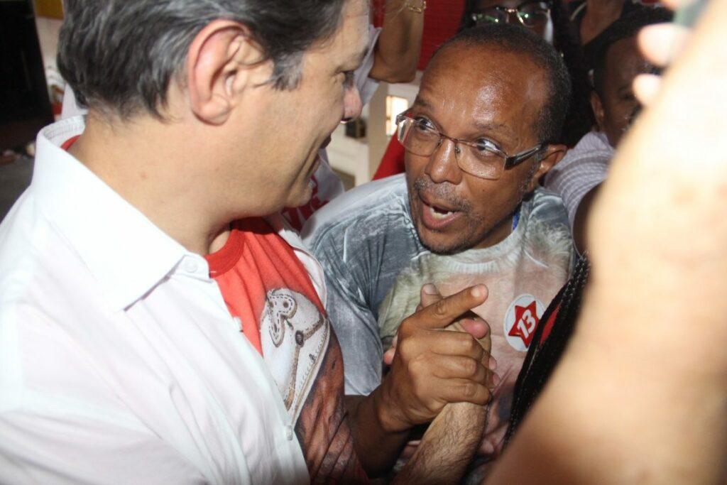 Photo of Haddad grava áudio e agradece empenho de Suíca e de sindicato por votação na Bahia