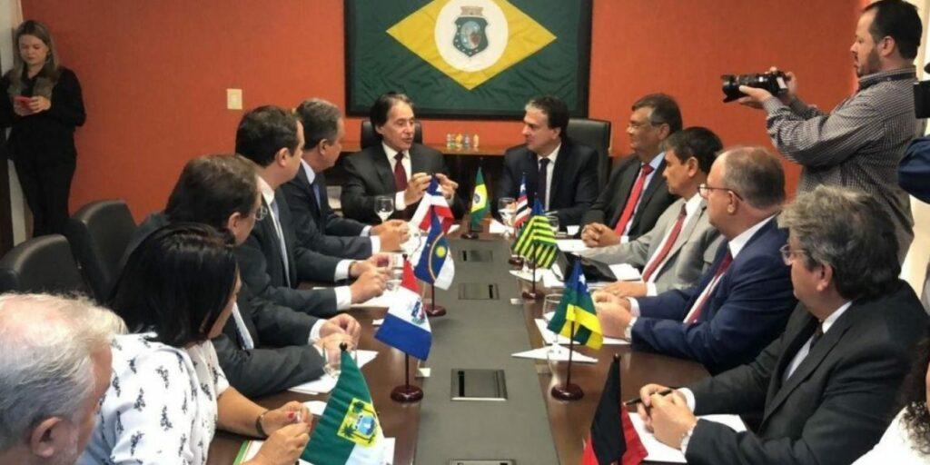 Photo of Rui reúne governadores do nordeste para redigir carta a Bolsonaro com demandas da região