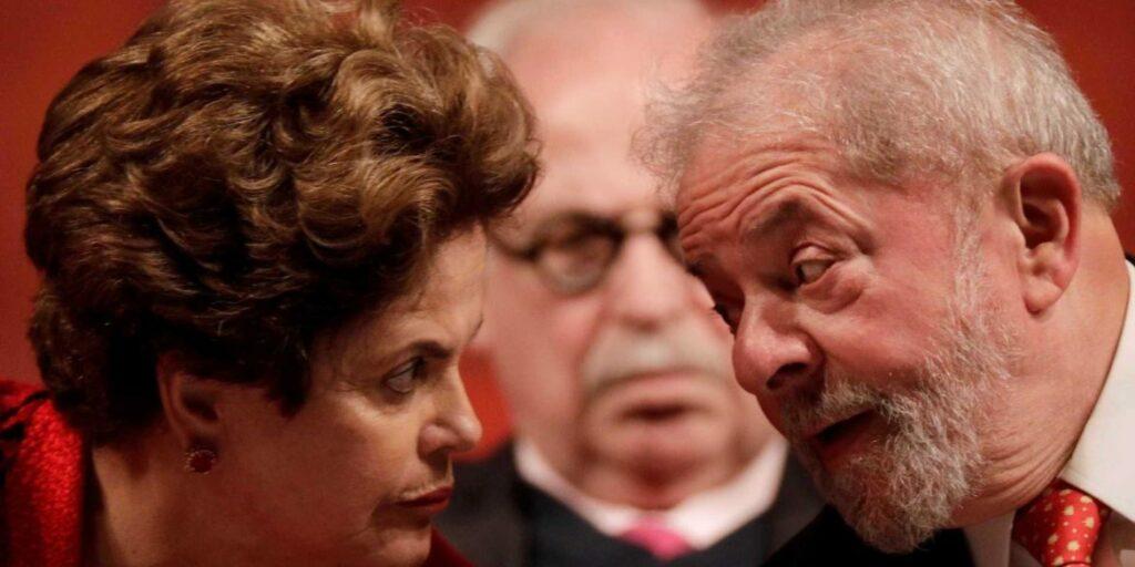 """Photo of Lula, Dilma, Palocci e Mantega viram réus por """"quadrilhão do PT"""""""
