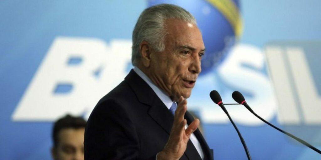 Photo of URGENTE! Temer sanciona reajuste salarial dos ministros do STF