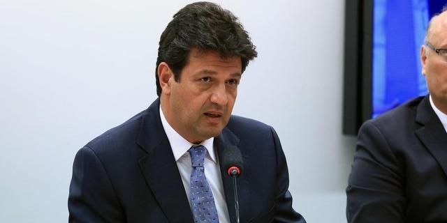 Photo of MAIS UM! Bolsonaro anuncia deputado Luiz Mandetta para assumir Ministério da Saúde