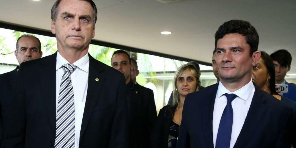 Photo of Moro assume oficialmente coordenação da área de Justiça e Segurança na transição