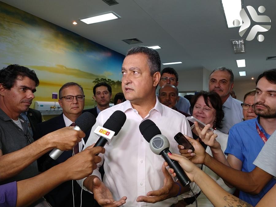 """Photo of """"Cabe a Bolsonaro organizar governo do jeito que achar melhor, vou me concentrar aqui nas ações do estado"""", diz Rui"""