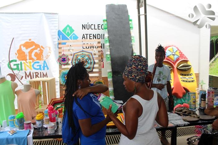 Photo of Parque Social: Lançamento do Sarau Comunidade Empreende da Região do Nordeste de Amaralina, Fotos;