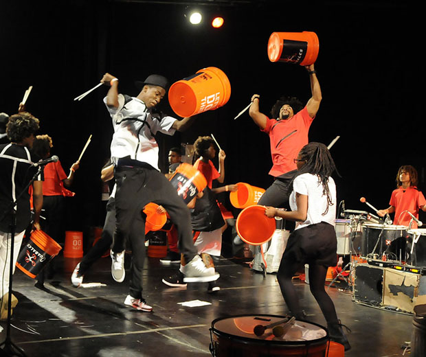 Photo of NOVEMBRO NEGRO: CSU Nordeste de Amaralina promove workshop de percussão