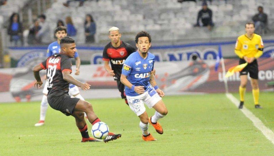 Photo of Vitória é goleado por reservas do Cruzeiro e caminha de forma melancólica para a Série B