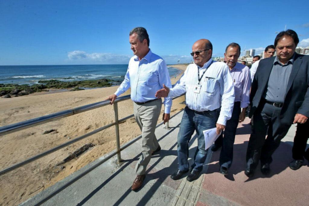 Photo of Governador inaugura obras de mobilidade e urbanização na região do Costa Azul em  Salvador