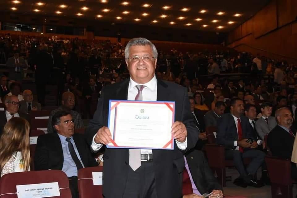 Photo of Bacelar é diplomado deputado federal pelo Tribunal Regional Eleitoral da Bahia