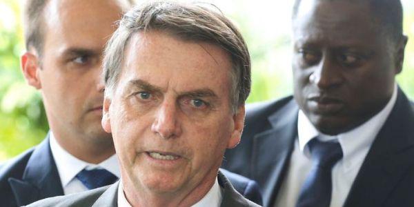Photo of BOMBA: Bolsonaro diz não ter conhecimento de inquérito aberto para investigar futuro ministro